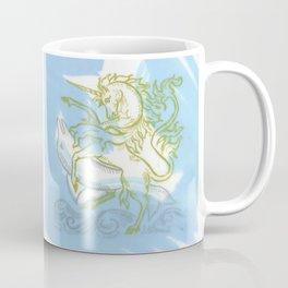Unicorn Fucking a Dolphin Coffee Mug