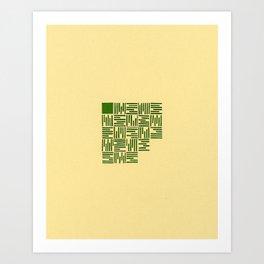 Cultivate Art Print