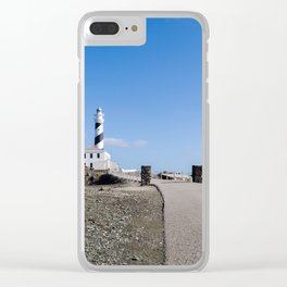 Favaritx Clear iPhone Case