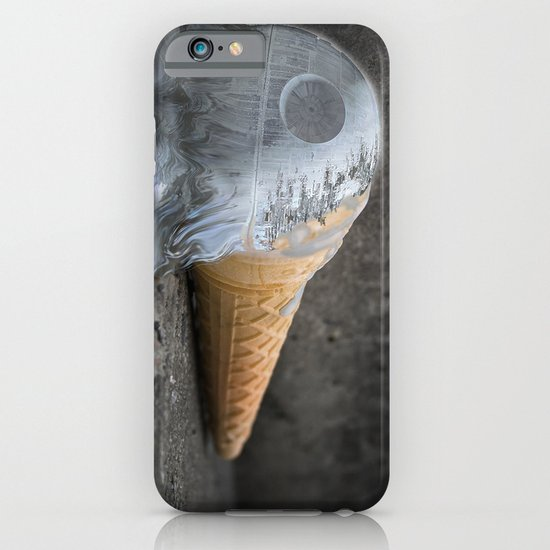 I dropped my death star :/ iPhone & iPod Case