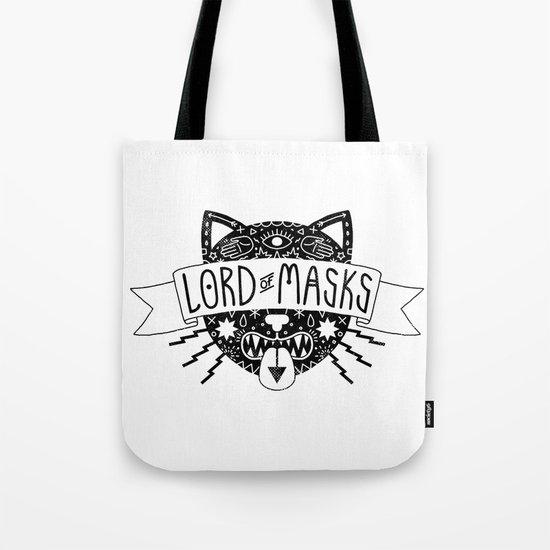 LordofMasks Tote Bag