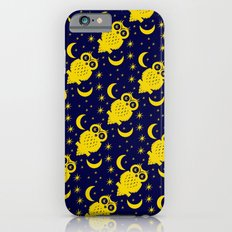 Owl Moon Starry Nights iPhone 6s Slim Case