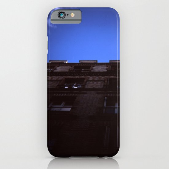 Holga Building iPhone & iPod Case