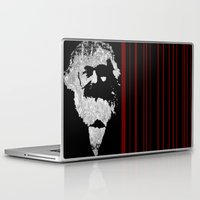marx Laptop & iPad Skins featuring Marx by Barnyard Industrial