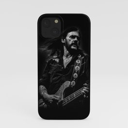 Lemmy - In the black iPhone Case