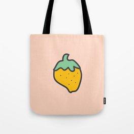 Banana Strawberry Tote Bag