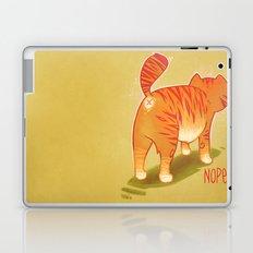 Nope. Laptop & iPad Skin