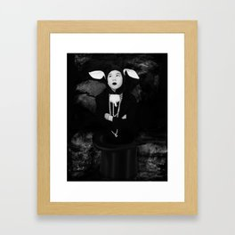 Abracadabra Framed Art Print