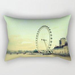 Impressions of London Rectangular Pillow