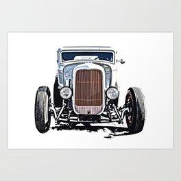 Hot Rod 1932 Art Print