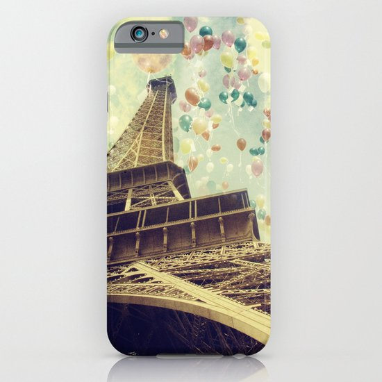 Paris is Flying iPhone & iPod Case
