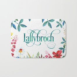 Lallybroch Bath Mat