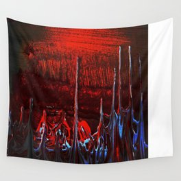 STALAGMITES Wall Tapestry