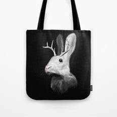 Jackalope Tote Bag