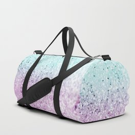 Mermaid Lady Glitter #2 #decor #art #society6 Duffle Bag