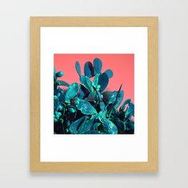 Cactus Fruit Framed Art Print