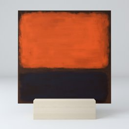 Rothko Inspired #18 Mini Art Print
