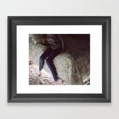 Untitled, Film Still #2 Framed Art Print
