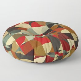 Retrograde Floor Pillow