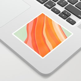 heatwave 2 Sticker