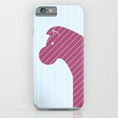 Fun at the Zoo: Zebra iPhone 6s Slim Case