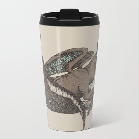 You & I Metal Travel Mug
