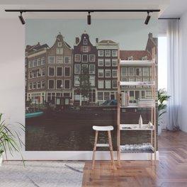 Jordaan District, Amsterdam Wall Mural