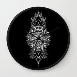 twirling tower Wall Clock