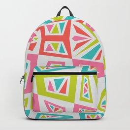 checkmate kaleidoscope Backpack