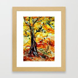 SpringAwakening Framed Art Print