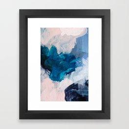Palette No. Twenty Five Framed Art Print