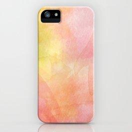 I Walk Alone iPhone Case