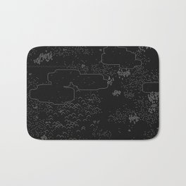 land of 15 towns and a cemetary · negative ⎌ Bath Mat