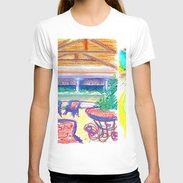 caribe hotel T-shirt
