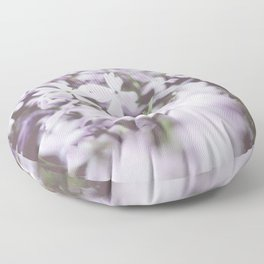 Earth's Laughter Floor Pillow