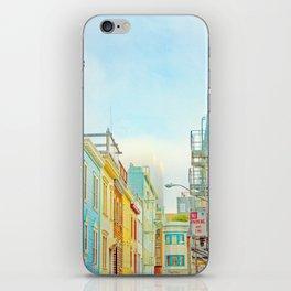 SF Tops 1 iPhone Skin