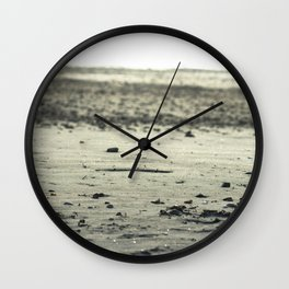 Revere Beach III Wall Clock