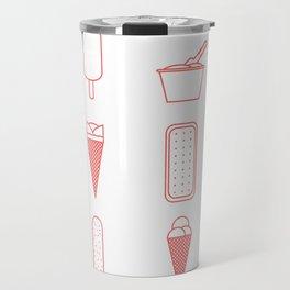 Ice creams (alternate version) Travel Mug