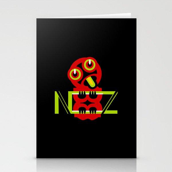 Hei Tiki New Zealand Stationery Cards