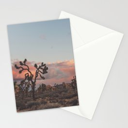 Joshua Tree Sunset No.2 Stationery Cards