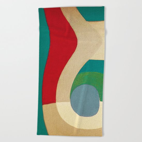 Nanã Beach Towel