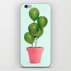 CACTUS BALLOON iPhone Skin