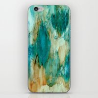 waterfall iPhone & iPod Skins featuring Waterfall by Rosie Brown