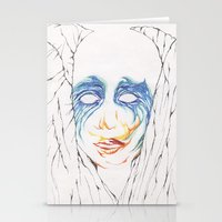 artpop Stationery Cards featuring ARTPOP by Alex Rocha