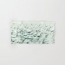 Frozen Shore Hand & Bath Towel