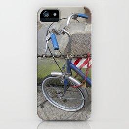Treasured Ride iPhone Case