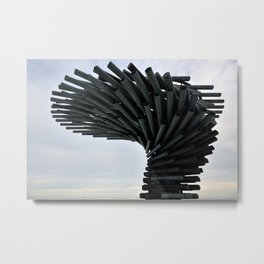 The Singing Ringing Tree Metal Print
