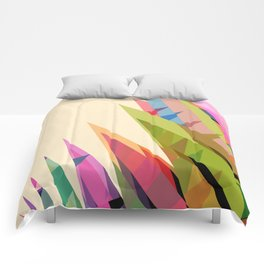 Abstract Composition 616 Comforters