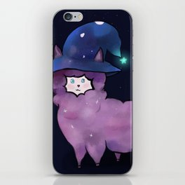 Witch Alpaca iPhone Skin