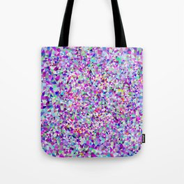 Triangulated Disposition Tote Bag